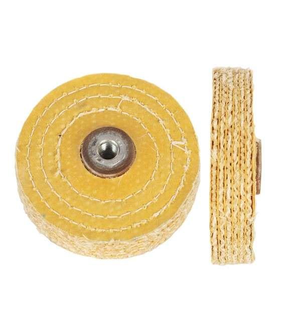 Disco Prepulido para Radial - Fijaciones técnicas