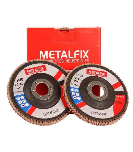 Disco de láminas Cerámico - Productos abrasivos y anclajes metálicos