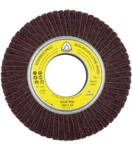 12844 Klingspor KM 613 30 x 15 x 6 mm, grano 60 Juego de 10 l/ápices abrasivos