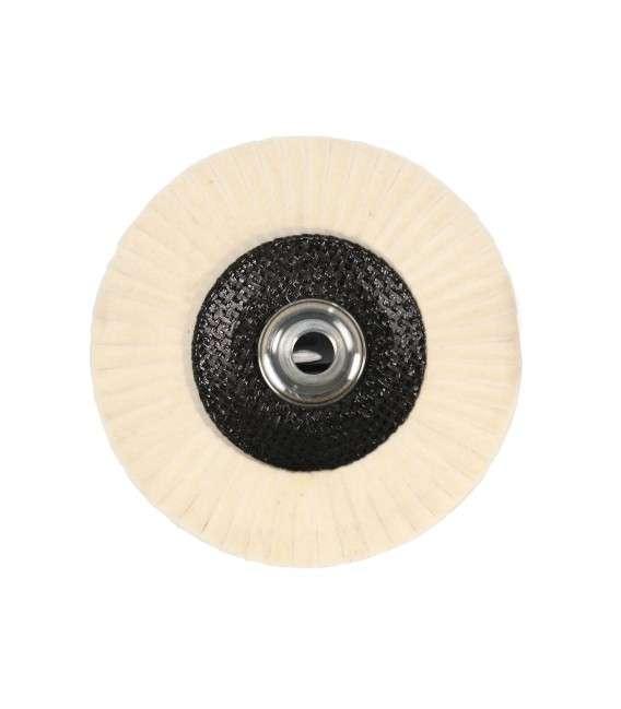 Disco fieltro laminado - Productos abrasivos Valencia