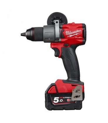 135Nm Taladro Percutor Milwaukee 18v 5Ah