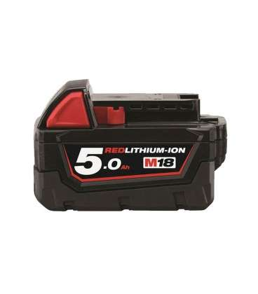 Bateria 18v 5Ah Milwaukee