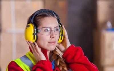 Gafas de protección laboral