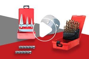 Metalfix vídeos - Conjunto de herramientas de corte