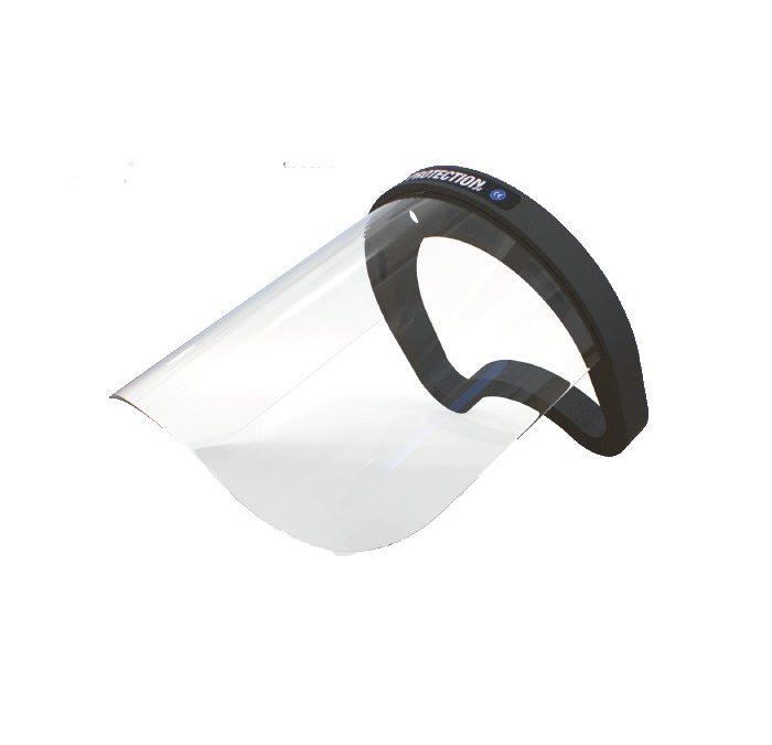 Pantalla con visor transparente 3A