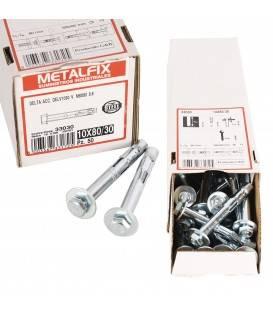 Fijaciones técnicas en Metalfix | Suministros industriales en Valencia