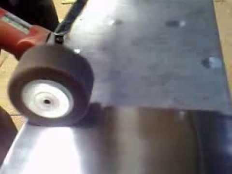 Cepillos para satinadora y pulidoras - Productos abrasivos MetalFix